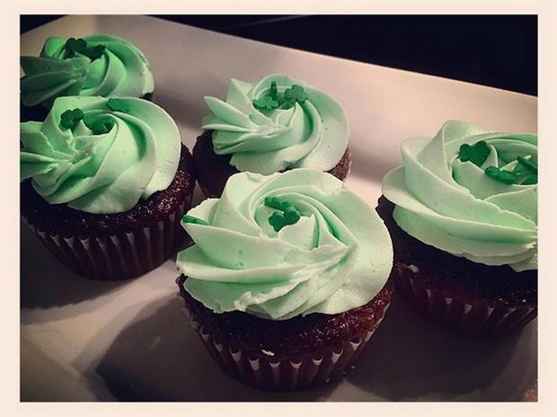 St. Patricks Day Cupcakes