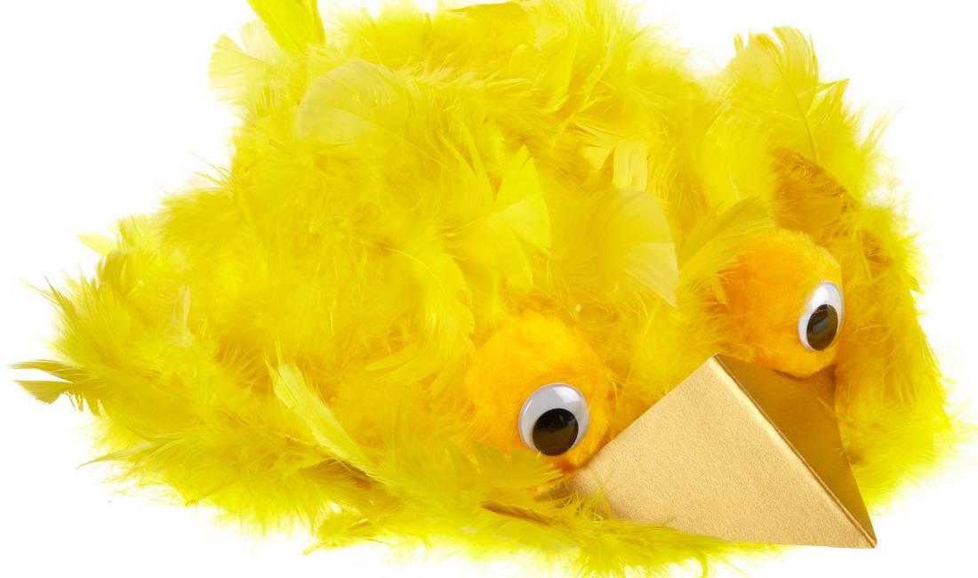 feathered big bird bonnet
