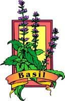 basil sign