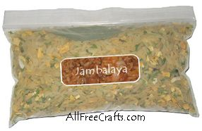 jambalaya in a bag