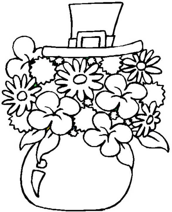 coloring pages for st patrick 39 s day