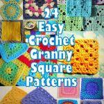 Bonnie S Scrap Yarn Square Allfreecrochetafghanpatterns Com