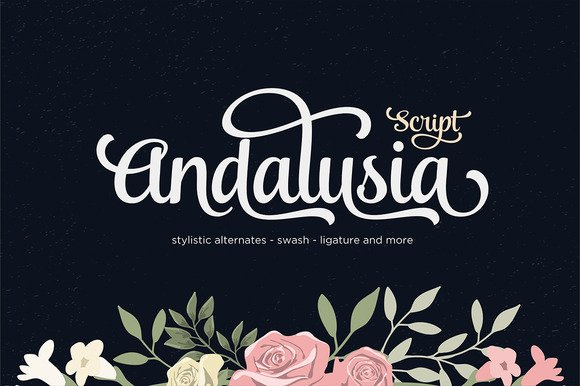 Andalusia Script