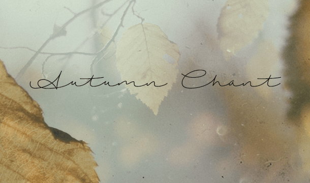 Autumn Chant font