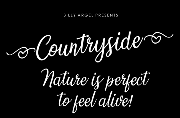 Countryside Font