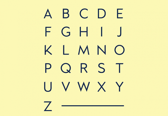 Kano Typeface