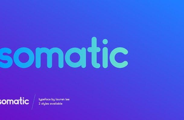Somatic Font Family