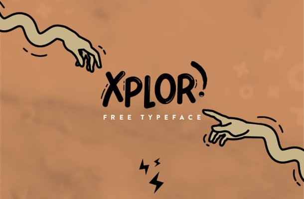 Xplore Typeface