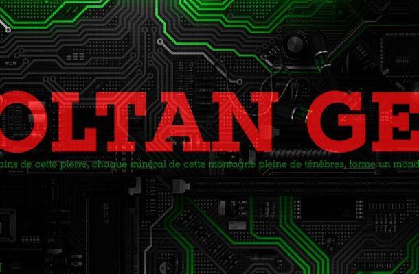 Coltan Gea Font Family