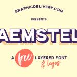 Aemstel Font Family