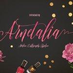 Arnetalia Font