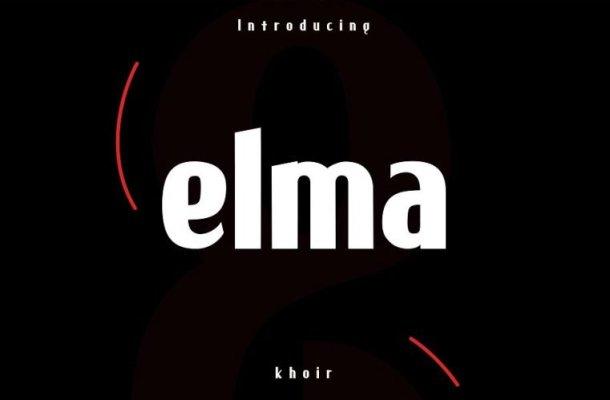 Elma Sans Serif Font