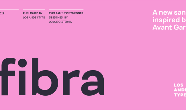 Fibra Font Family