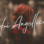 Hai Angellica Handwritten Font