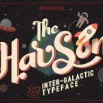 Harson Typeface