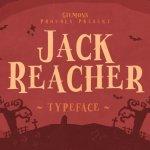 Jack Reacher Typeface