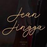 Jean Jingga Script Font