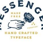 Messenger Typeface