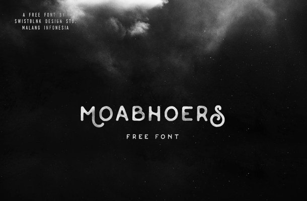 Moabhoers Font