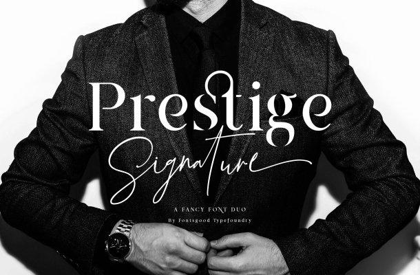 Prestige Signature Script – Demo