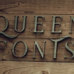 Queen Display Font