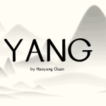 YANG Typeface