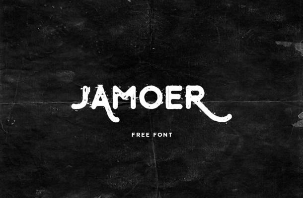 Jamoer Font