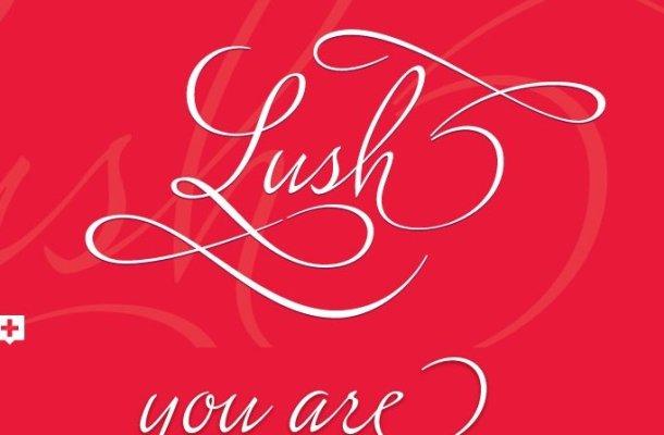 Lush Script Font