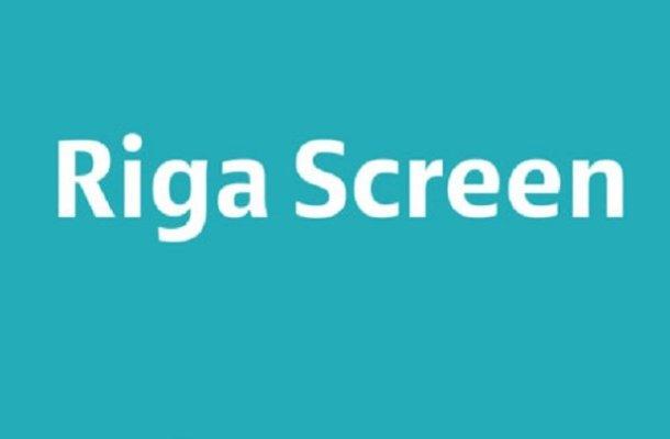 Riga Screen Font