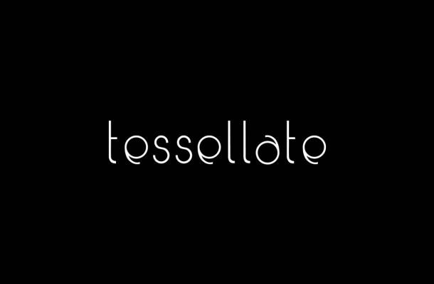Tessellate Font