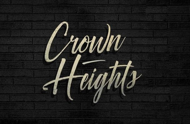 Crown Heights Script Font