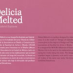 Delicia Melted Font