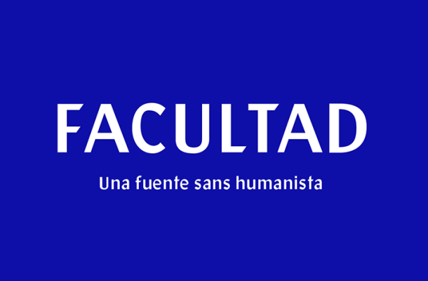 Facultad Typeface