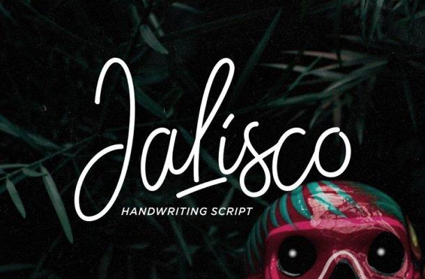 Jalisco Script Font