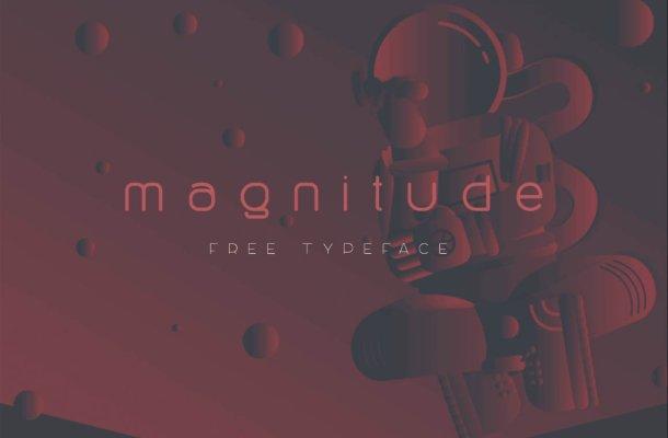 Magnitude Font Family