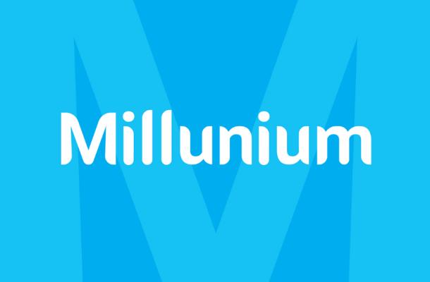 Millunium Typeface