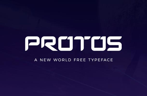 Protos Typeface