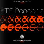 Rondana Font Family