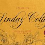 Sinday College Script Font