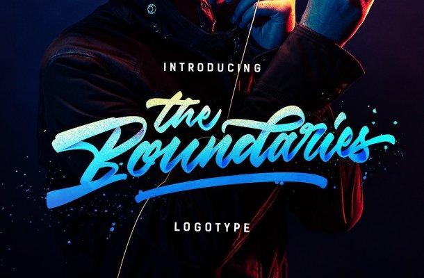 The Boundaries Logotype