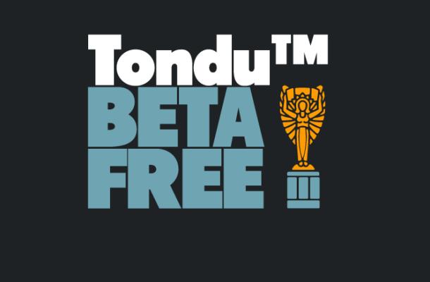 Tondu Typeface