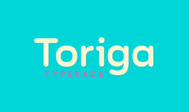 Toriga Font Family