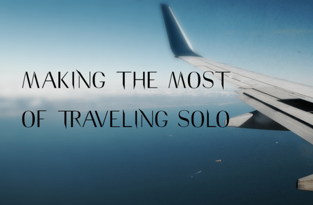 Traveling Typeface