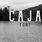Caja Font
