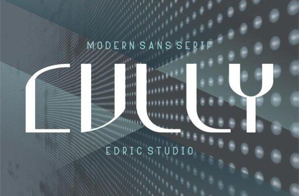 Cully Sans Font