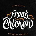 Freak Chicken Font