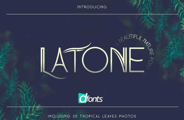 Latone Font