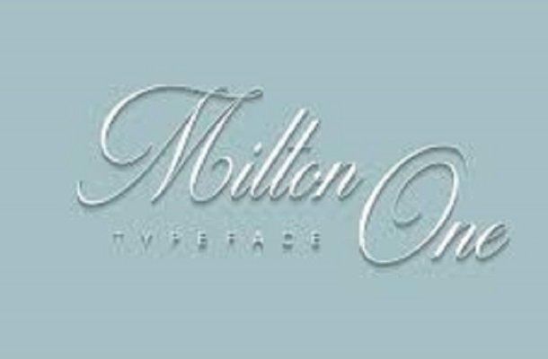 Milton One Font Family