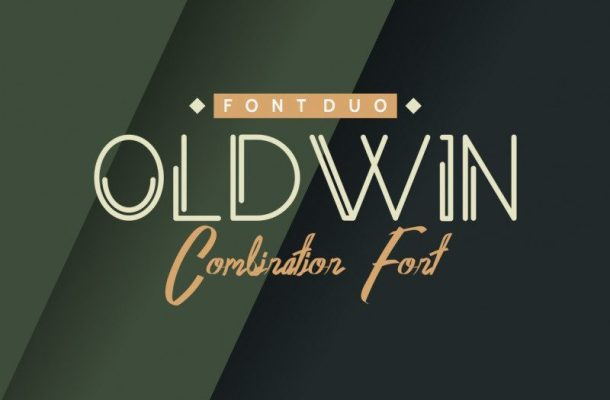 Oldwin Font Duo