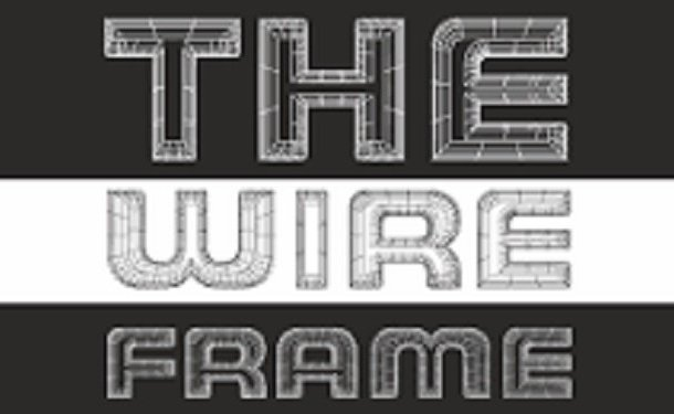 THE WIREFRAME Font